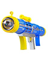 Generic Round Thick Gun Toy Color Blue