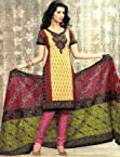 Dress materials - Dress material cotton designer prints unstitched salwar kameez suit d.no SG9131