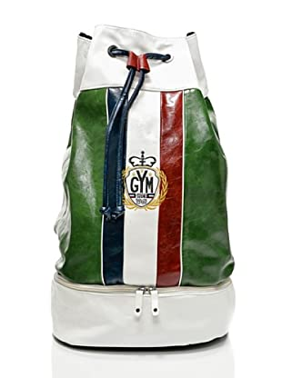 Datch Gym Bolsa Spiro (Blanco / Verde)