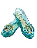 Disguise Disney Princess Aladdin Jasmine Sparkle Shoes
