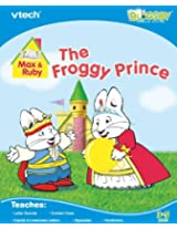 VTech Bugsby Reading System Book - Max and Ruby