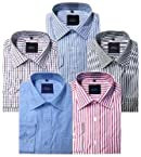Collection of 5 Premium Shirts by Geoffrey Hammond