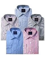 Collection of 5 Premium Shirts by Geoffrey Hammond