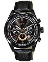 Esprit SS-2014 Analog Black Dial Men's Watch - ES107541003