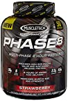 Muscletech Phase8, 4.5 lbs- Strawberry