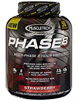 Muscletech Phase8, 4.60 lbs- Strawberry