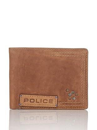 Police Cartera Columbia (Cuero)