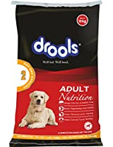Drools Adult Dog Food Chicken and Egg, 10 kg