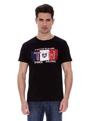 TH Camiseta Francia Mathieu (Negro)