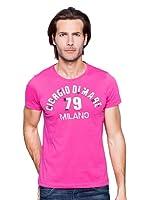 Giorgio Di Mare Camisa Lourenco (Rosa)