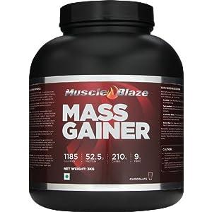 Muscle Blaze Mass Gainer 1.5 kg