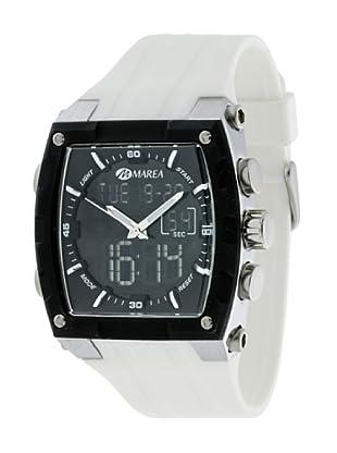 Marea 35205/4 - Reloj Caballero caucho Blanco