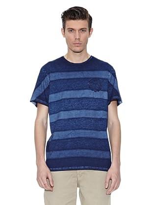 Guess Camiseta Constantin (Azul)