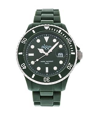 al&co Reloj Carbonplast Verde