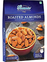 Gourmia Roasted Almonds, Salt and Pepper, 200g