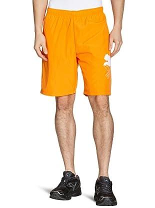 Puma Hose Cat Logo (vibrant orange)