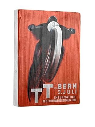 Artehouse TT von Bern Reclaimed Wood Sign