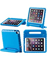 iPad Air 2 Case, i-Blason Apple iPad Air 2 Case for Kids [ArmorBox Kido Series] Light Weight Super Protection Convertable Stand Cover for iPad Air 2nd Generation 2014 Release (iPad Air 2, Blue)