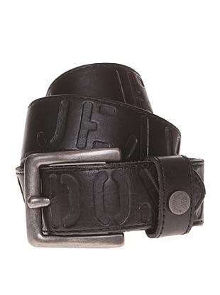 Pepe Jeans London Cinturón Singer Belt (Negro)