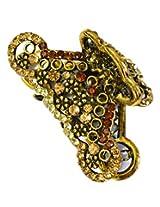 Metal Hair Clutcher Clip By Via Mazzini (HA0017)