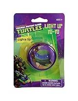 WeGlow International Teenage Mutant Ninja Turtles Light Up Yo-Yo (3 Yo-Yos)