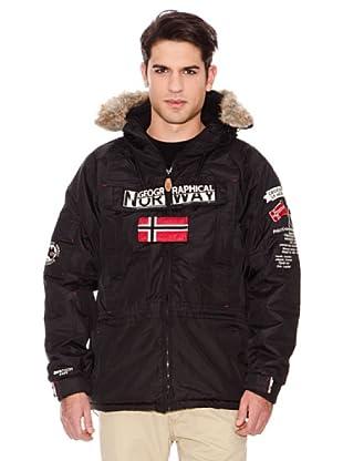 Geographical Norway/ Anapurna Anorak Aaron (negro)