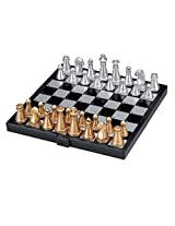 Shopaholic Portable Folding Magnetic Chess Board - 3810
