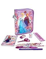 Disney Frozen EXCLUSIVE Zip Up Stationery Kit