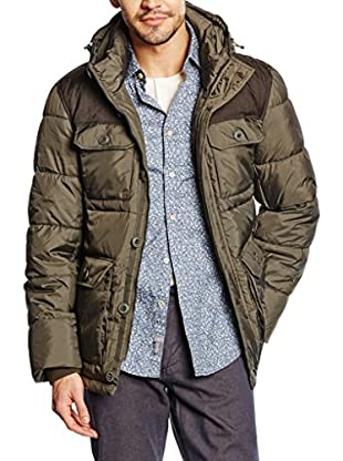 Dockers Mantel Hooded Puffer