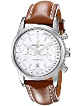 Breitling Men's A4131012-G757LS Analog Display Swiss Automatic Brown Watch