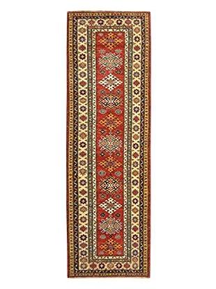 Kalaty One-of-a-Kind Kazak Rug, Rust, 2' 8