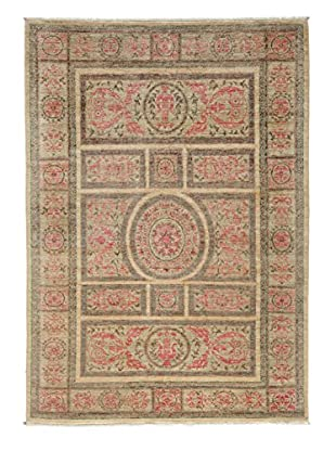 Darya Rugs Ziegler One-of-a-Kind Rug, Ivory, 6' 2
