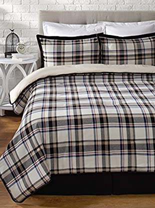 Woolrich Big Sky Comforter Set (Plaid Multi)