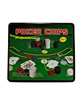 Lifestyle-You 500 Pcs Poker Chips Set In Tin Case