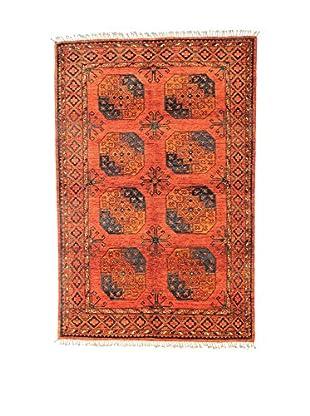 L'Eden del Tappeto Teppich Ersari orange 236t x t155 cm