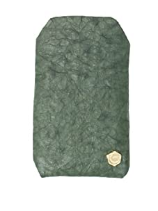 Kamiko Japanese Paper iPhone Sleeve (Green)