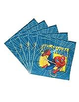 MBGiftsGalore Spiderman Paper Napkin