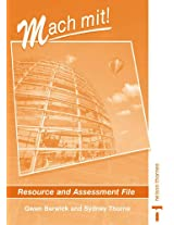 Mach Mit!: Resource and Assessment File