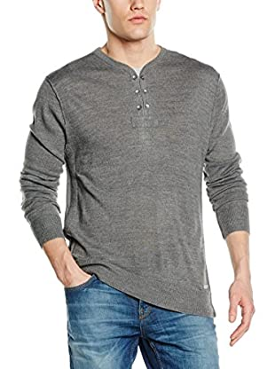 Guess Pullover Henley Damianwt