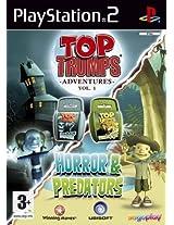 Top Trumps: Horror & Predators (PS2)