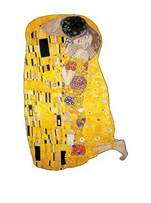 ArtopWeb Panel de Madera Klimt The Kiss