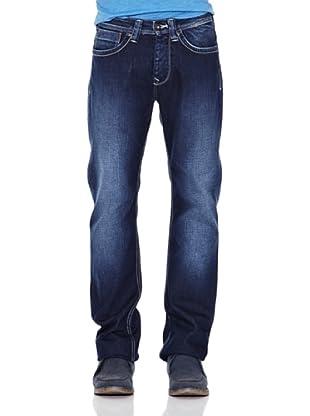Pepe Jeans London Pantalón Vaquero Kingston Ot (Azul)