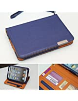 Grabmore Rotating Leather Carry Case Cover for Apple Ipad 2 Ipad 3 Ipad 4 Ipad2/3/4