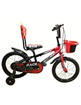 HLX_NMC KIDS BICYCLE 16 PACE RED/BLACK
