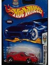 2003 First Editions -#24 Enzo Ferrari #2003-36 Mattel Hot Wheels 1:64 Scale Collectible Die Cast Car