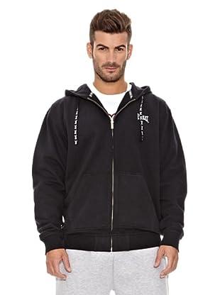 Everlast Sweatshirt Beavis (schwarz/weiß)