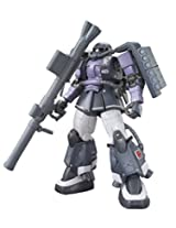 "Bandai Hobby HG The Origin Zaku II Gaia/Mash Custom ""Gundam The Origin"" Action Figure (1/144 Scale)"