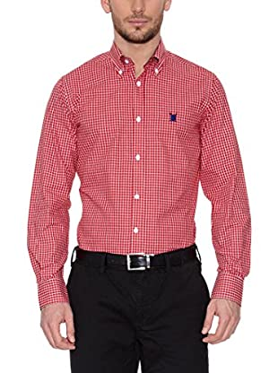 POLO CLUB CAPTAIN HORSE ACADEMY Camisa Hombre Checks