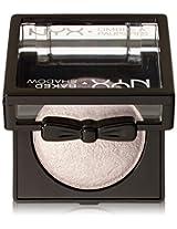 NYX Cosmetics Baked Eye Shadow, White Noise, 0.1 Ounce
