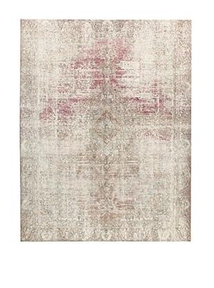 Design Community by Loomier Alfombra Revive Vintage Rosa Pálido 274 x 360 cm
